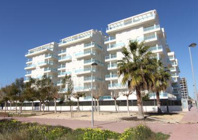 Imagen exteriores Apartamentos Blaumar playa de Piles