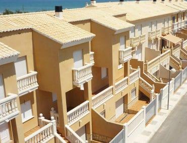 Residencial Llebeig – Adosados en Playa de Oliva