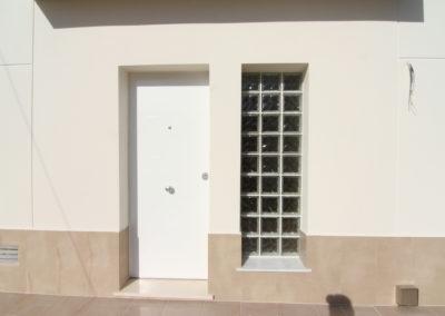 pta. entrada fachada