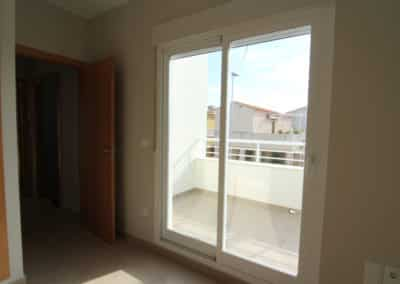 puerta terraza