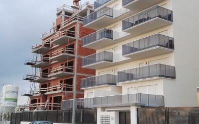 Residencial Migjorn (Playa de Oliva), reanudamos obras de  la tercera fase e iniciamos cuarta fase.