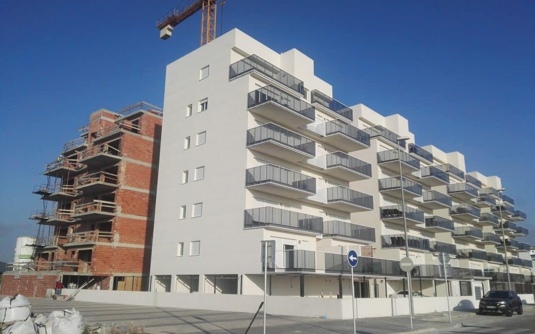 Entregamos la fase 4 de Residencial Migjorn en la Playa de Oliva