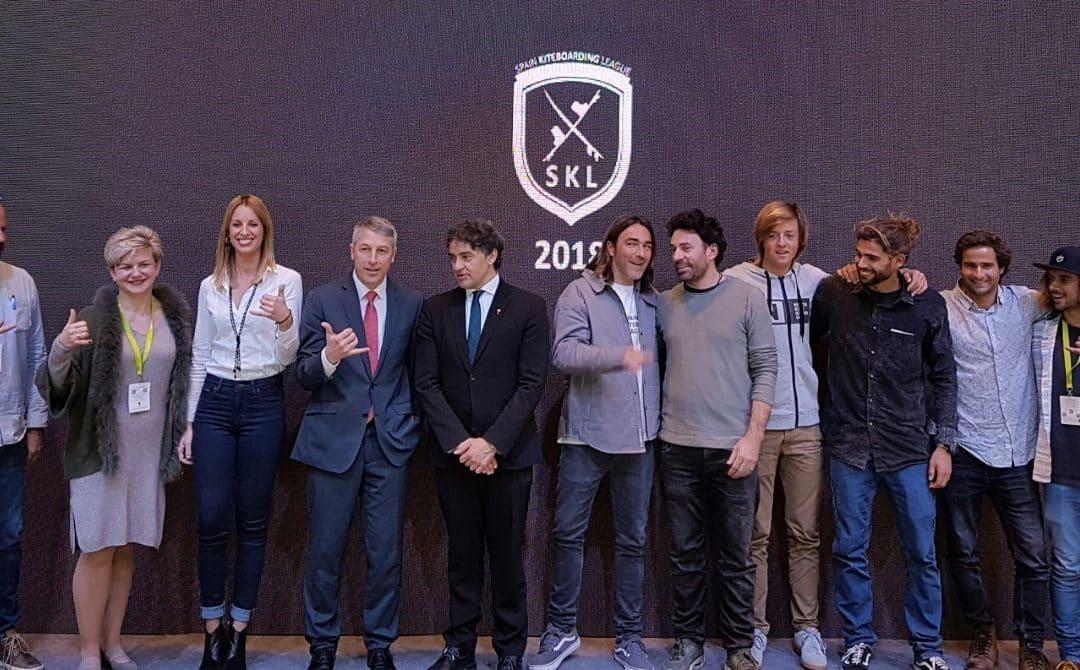 La Spain Kiteboarding League en Oliva en Junio 2018