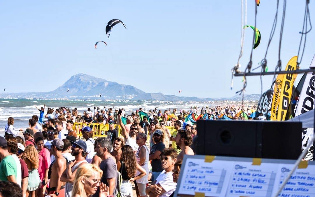 Spain Kiteboarding League, arranca la segunda edición en las Playas de Oliva
