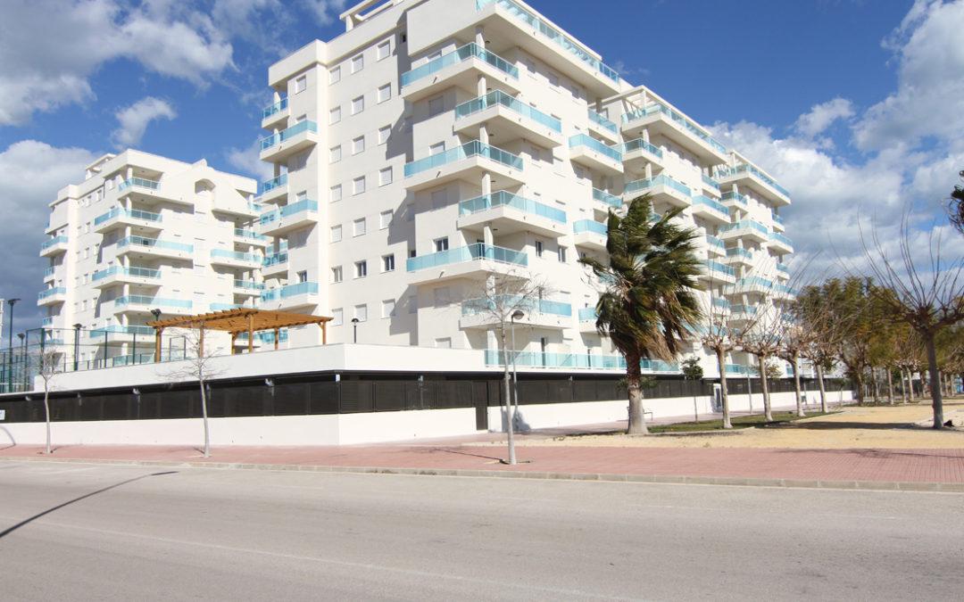 Residencial Blaumar en Playa de Piles (Valencia)