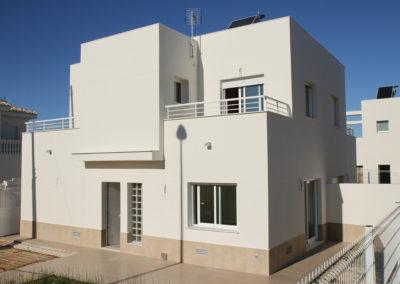 Urbanización Canyades  – Playa de Oliva