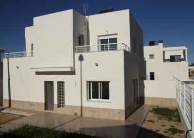 fachada casa unifamiliar canyades