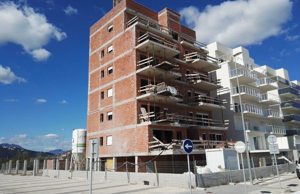 Abril 2017, Playa de Oliva, apartamentos Res. Migjorn