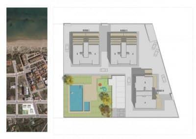 residencial Xaloc inicio obras