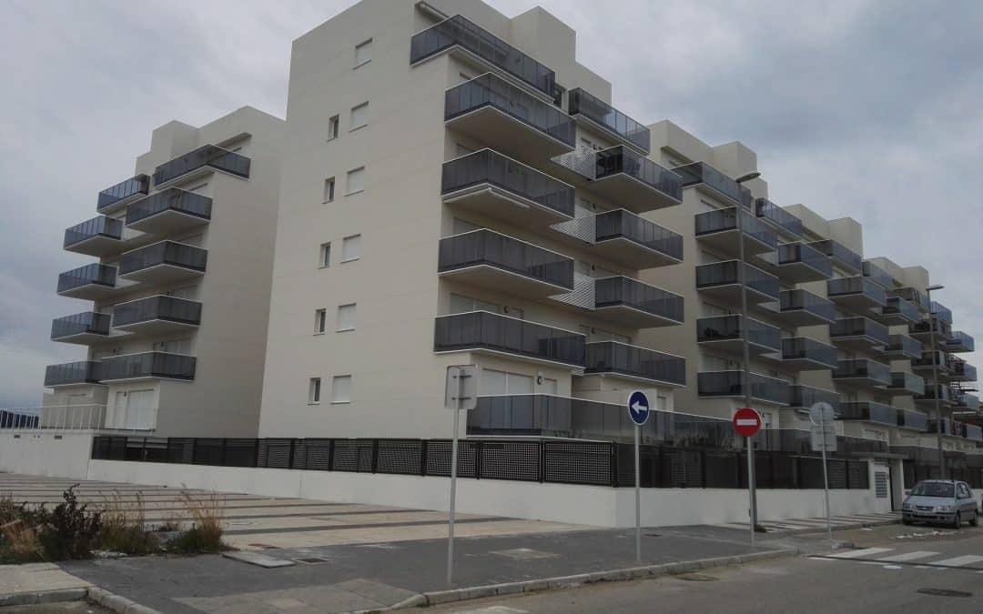 Entregamos la fase 5 y última del Residencial Migjorn en la playa de Oliva