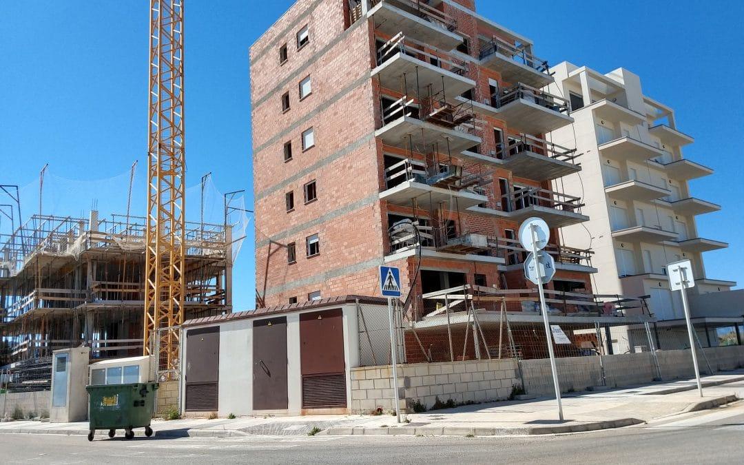 Entrega de viviendas en Residencial Xaloc