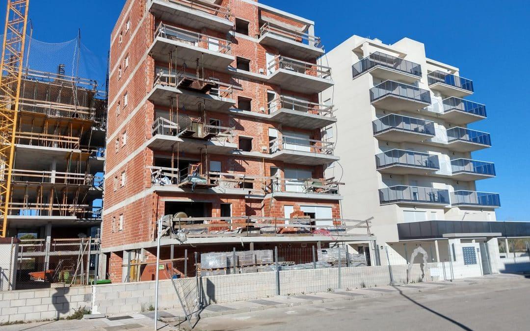 Nuevo vídeo Residencial Xaloc playa de Oliva