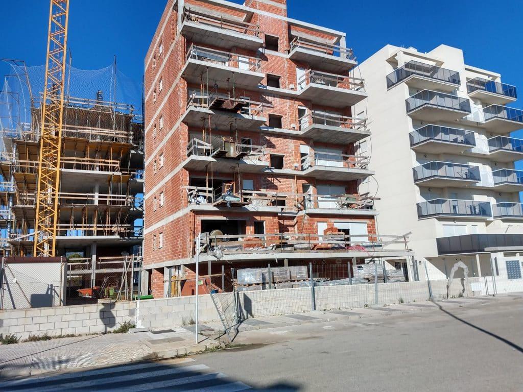 Residencial Xaloc fachadas