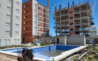 Residencial Xaloc, mayo 2019