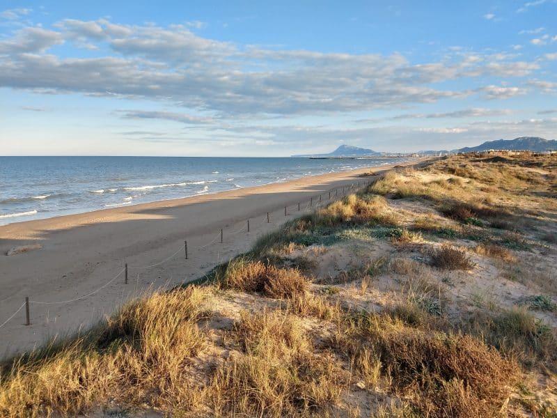 Ocho ventajas de la Playa de Oliva