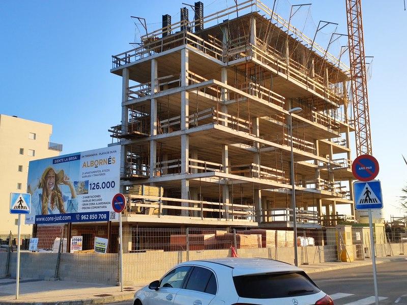 Apartamentos Albornés mayo 2020